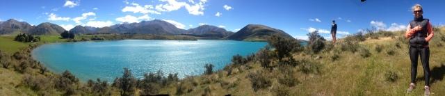 No better way to relax than to go for a walk around Lake Coleridge. Photo cred: Scottie Scott