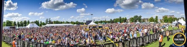 Image: Tour de France Fan Park