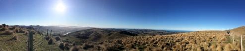 Incredible views.