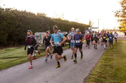 The start of the Marathon - Image: Bill Irwin