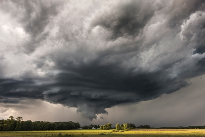 Storm Chaser. Image by Camille Seaman