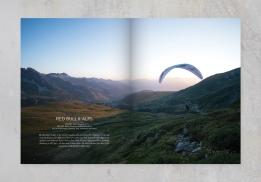 Red Bull X-Alps. Words: Nick Neynens , Image: Kelvin Trautman